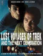 Lost Voyages of Trek and The Next Generation 1995 Cover