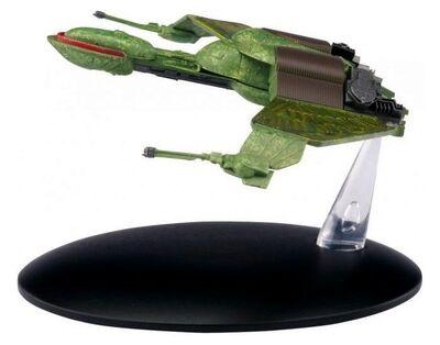 Raumschiffsammlung 4 Klingonischer Bird-of-Prey