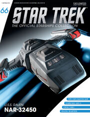 Star Trek Official Starships Collection Issue 66