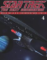 The Official Star Trek The Next Generation Build the Enterprise-D issue 4 magazine
