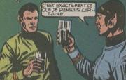 When planets collide, gold key comics 7