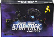 Wizkids Star Trek Frontiers game box