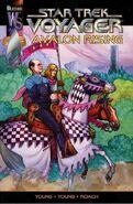 Avalon Rising cover