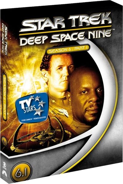 DS9 Staffel 6-1 DVD