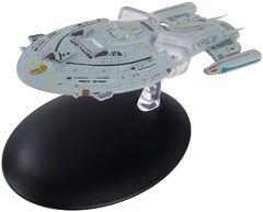 Eaglemoss 132 Warship Voyager