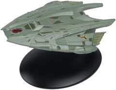 Eaglemoss 71 Goroths starship