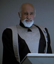 Federation President, 2286