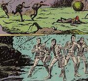 KG, planète de la mort 5
