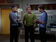 Kirk muss sich zwischen seinen Freunden entscheiden
