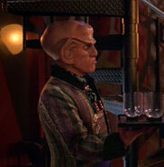 Quark hologram