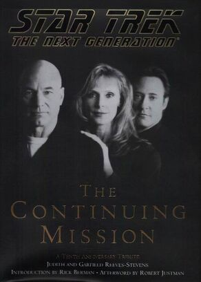 Star Trek The Next Generation - The Continuing Mission, 1st edition.jpg