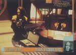 Star Trek Voyager Profiles Trading Card 45