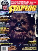 Starlog issue 104 cover