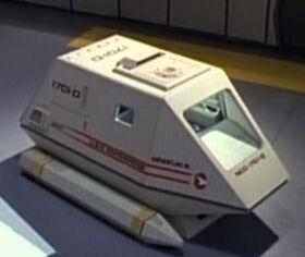 Type 15 shuttlepod