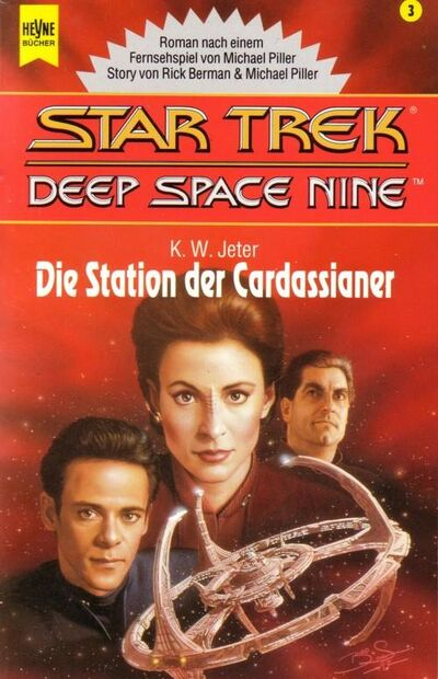 Die Station der Cardassianer