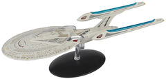 Eaglemoss Large Scale USS Enterprise-E