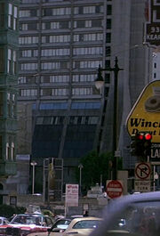 Holiday Inn Chinatown in 1986