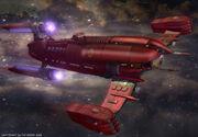Kzinti-Raumschiff