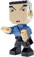 Mega Bloks Kubros Spock