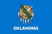 Oklahoma-flaga