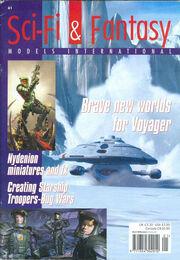 Sci-Fi & Fantasy models cover 41