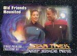 Star Trek Deep Space Nine - Series Premiere Card 12