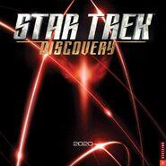 Star Trek Discovery Calendar 2020