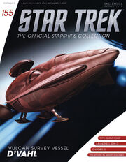 Star Trek Official Starships Collection issue 155