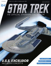 Star Trek Official Starships Collection issue 164