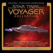 Star Trek Voyager Soundtrack Collection