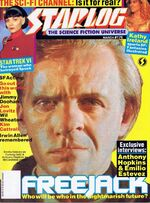 Starlog issue 176 cover