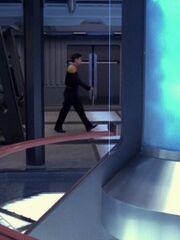 Sternenflottenoffizier Technik 2 USS Voyager 2376 Sternzeit 53292