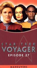 VOY 27 US VHS