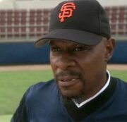 Ben Sisko, San Francisco Giants cap