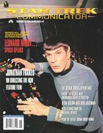 Communicator issue 107 cover