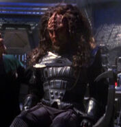Holographic Klingon 2377