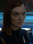 Keyla Detmer post battle
