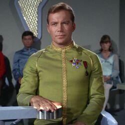 Kirk on trial