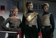Klingon 3 variants