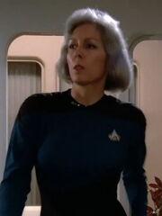 Medizinische Offizierin Enterprise-D 2364