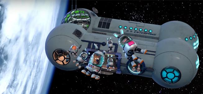 Star Trek parodies and pop culture references | Memory Alpha