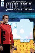 Star Trek Boldly Go, issue 5 S