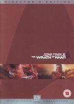 Star Trek II The Wrath of Khan (Director's Edition) DVD-Region 2