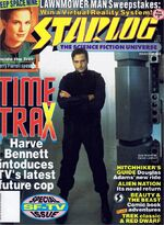 Starlog issue 188 cover