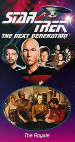 TNG 038 US VHS