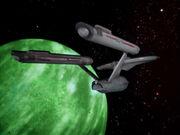 Enterprise Omicron Ceti III