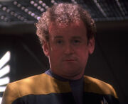 Miles O'Brien, 2369