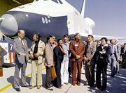 Navette Enterprise inauguration