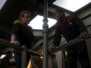 O'Brien & Sisko