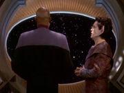 Sisko Weyoun verhandeln